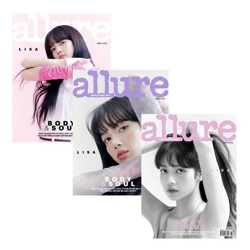 Allure 2020.06 - Blackpink Lisa