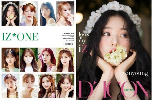 IZ*ONE' photo book...Limited edition - wonyoung