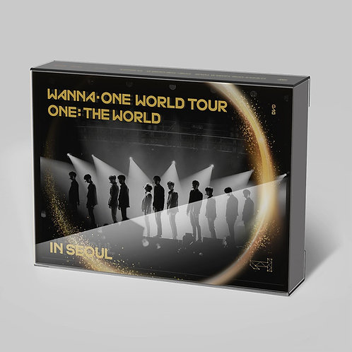 Wanna One World Tour in Seoul DVD