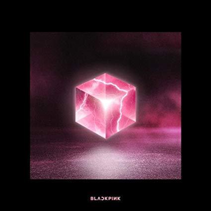 BLACKPINK Full Mini Album  – SQUARE UP