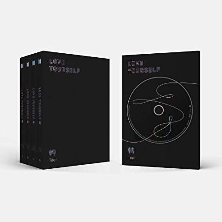 BTS- Love Yourself 轉'Tear' 3rd Album Random Ver CD