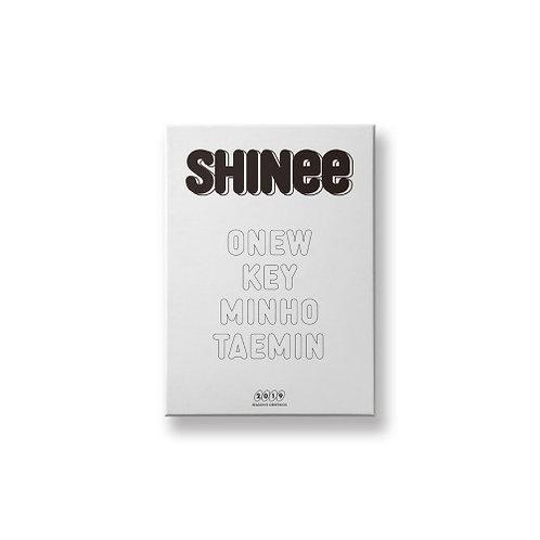 SHINee 2019 Season's Greeting