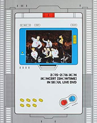 iKON 2015-2016 iKONCERT Showtime in Seoul Live
