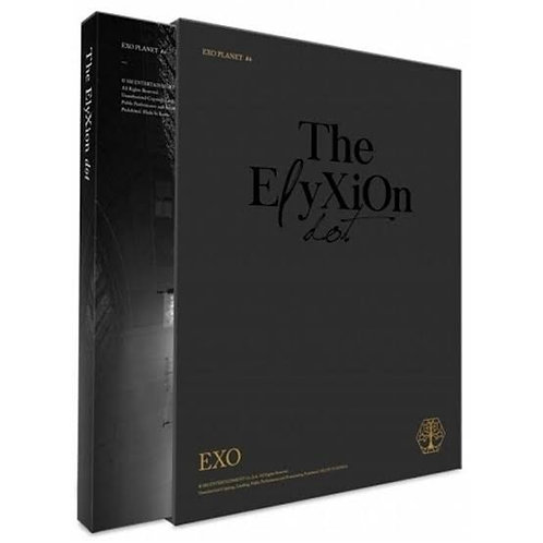 EXO PLANET #4 -The EℓyXiOn[dot]