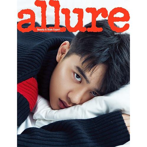 Allure 2018.12  No.185  EXO D.O.