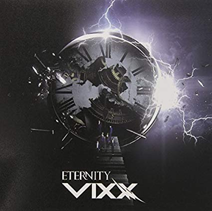 VIXX 4th Single Album : Eternity