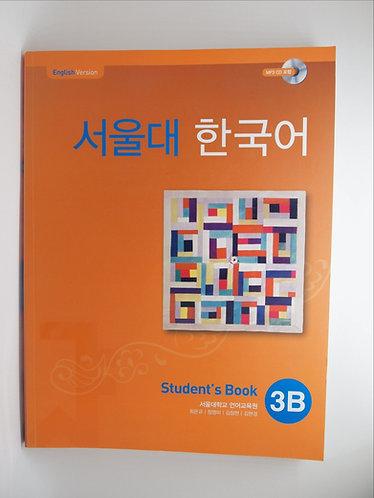 Seoul Korean Student's Book 3B