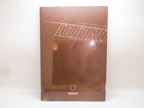HIGHLIGHT OUTRO Special Album (B Ver.)