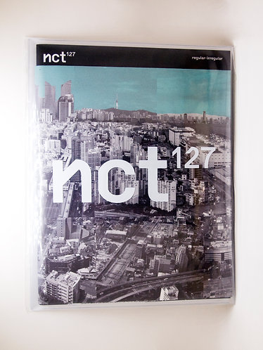 NCT127 [NCT #127 REGULAR-IRREGULAR] 1st Album 2Ver SET