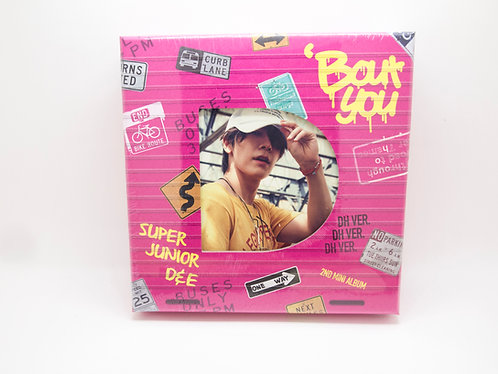 Super Junior D&E - Bout You (동해 ver)