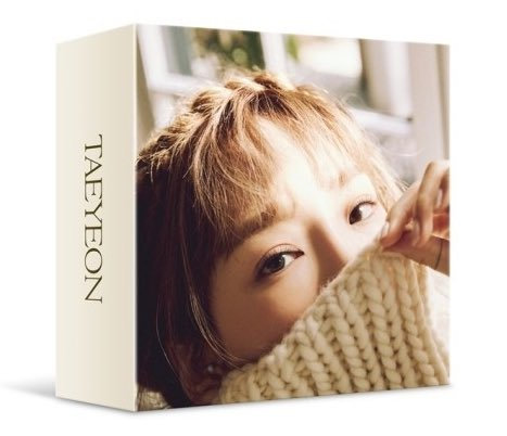 Taeyeon - 2nd Album Repackage: Purpose Kihno Album