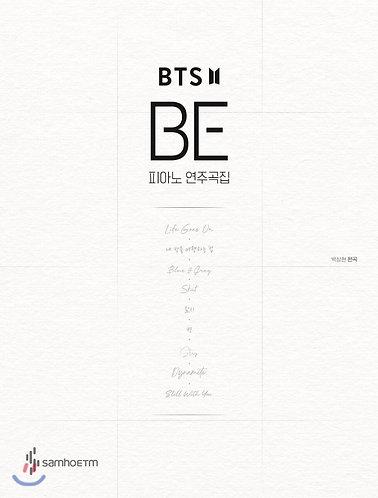 BTS BE 피아노  [BE Deluxe Edition]의 연주곡집