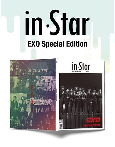 IN STAR 2018-12 [ EXO SPECIAL EDITION
