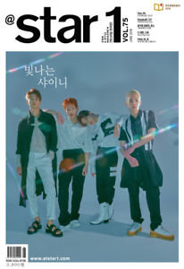 Star 1 Vol.75 2018.06 Cover: SHINee