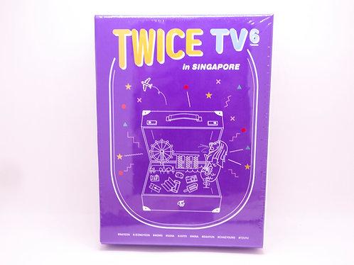 TWICE TV6 in Singapore DVD
