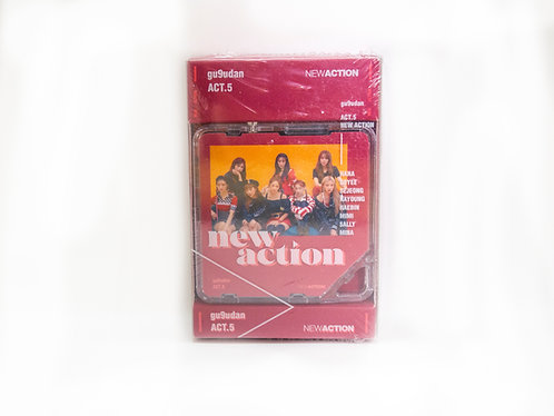 GUGUDAN-ACT.5 NEW ACTION (KIHNO)