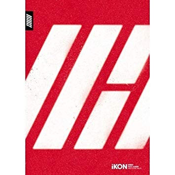 IKON - [ WELCOME BACK ] DEBUT HALF ALBUM CD + Booklet + Welcome Pack
