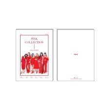 APINK PINK COLLECTION : RED & WHITE - Magazine