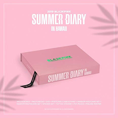 Blackpink 2019 summer diary in Hawaii