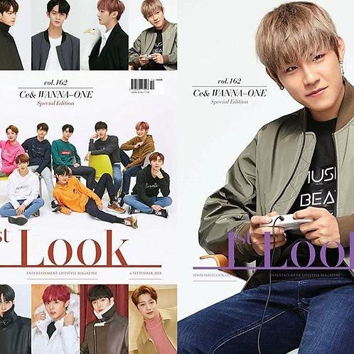 1st LOOK Vol.162 2018 Cover : 워너원 박우진