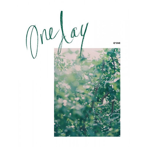 IZ*ONE - ONE DAY PHOTOBOOK