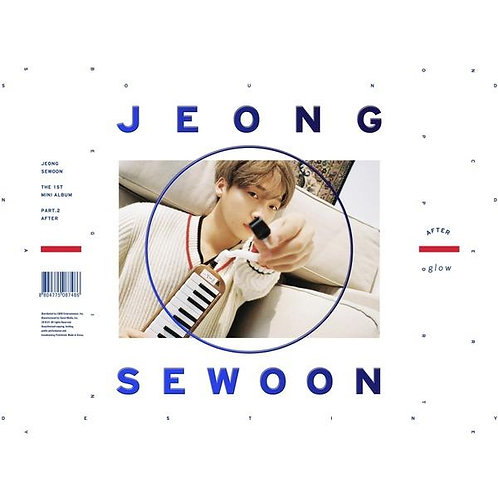 JEONG SEWOON 1ST MINI ALBUM PART 2 – AFTER