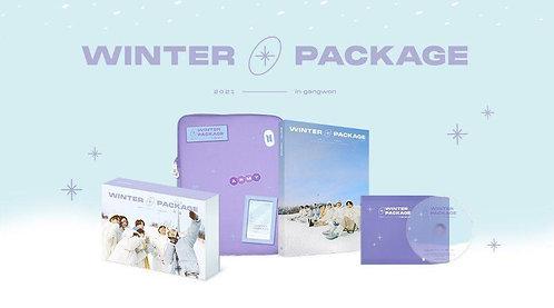 BTS winter package 2021