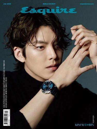Esquire 2020.07 - Kim Woo Bin
