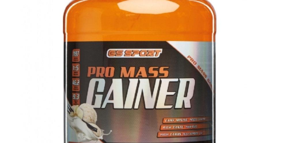 PRO MASS GAINER  ВАНИЛЬ  2.7 кг