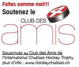 Inscription club des amis