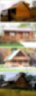 Custom Cabin Log Homes in West VIrginia