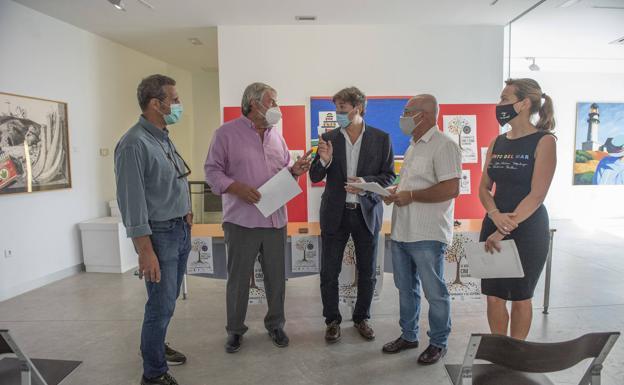 Enrique Cerezo será premiado en la Semana 'Cine y Zona' de Valderredible