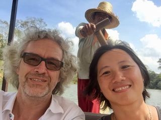 Intuition als Erfolgsfaktor und warum Singen in Kambodscha ein Todesurteil war