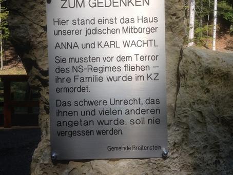 Geschichtsträchtige Niedertracht in Niederösterreich