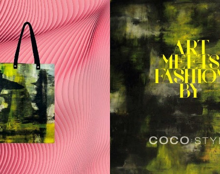Art meets Fashion COCO : STYLE Mainz 2019