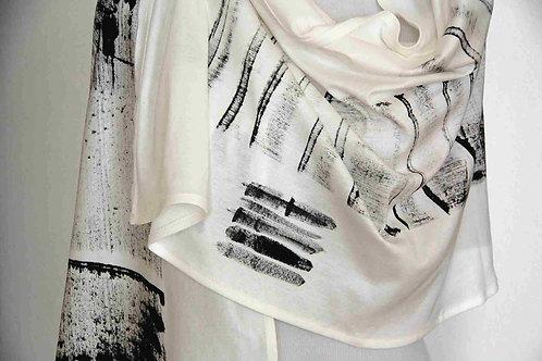 Scarp  Baumwolle ohne Ripp I Scarp cotton without rib