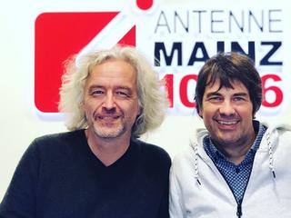 Antenne Mainz 106,6 Im Talk