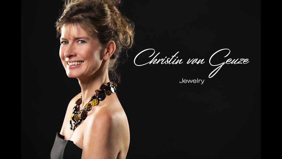 Christin van Geuze Jewelry tells her story