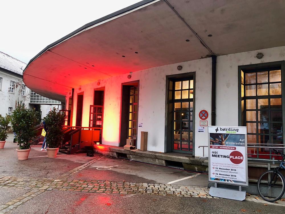 Postpalast München