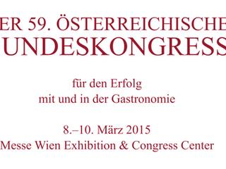 WIEN: 59. österreichischer Bundeskongress