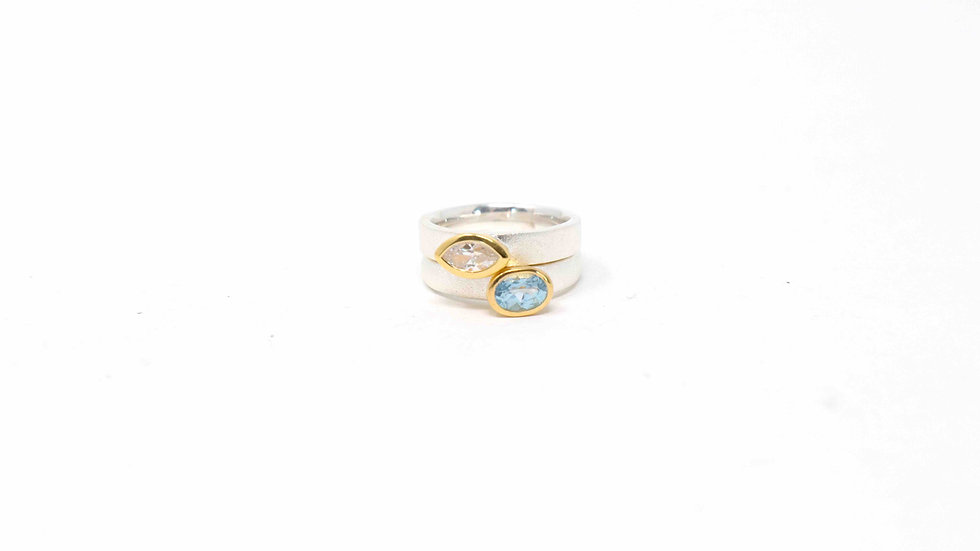 Ring Set Delicate Collection