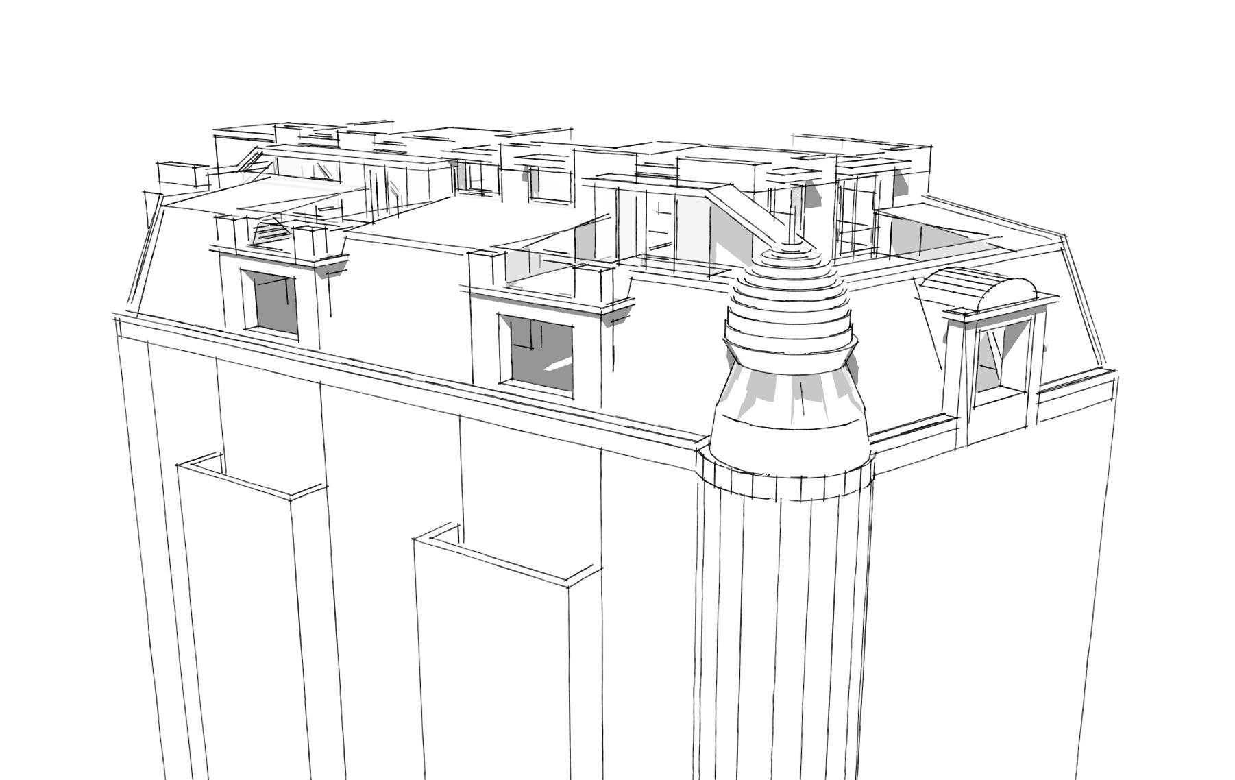 Dachboden-Ausbau
