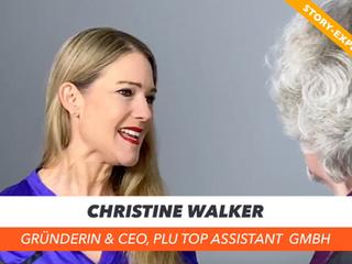"""""""Busy ist das neue Stupid""""Christine Walker"""
