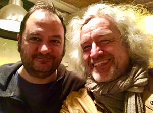 Francesc Miralles & Gregor Jasch
