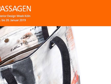 Interior Design Week Köln Passagen 2019