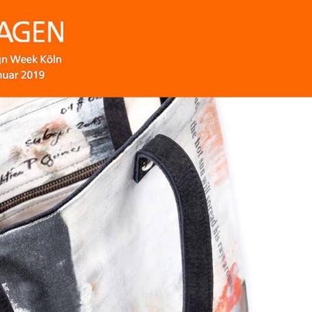 Interior Design Week Köln Passagen 2019