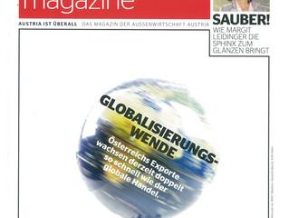 EXPORT: AUSSENWIRTSCHAFT MAGAZIN AUSTRIA