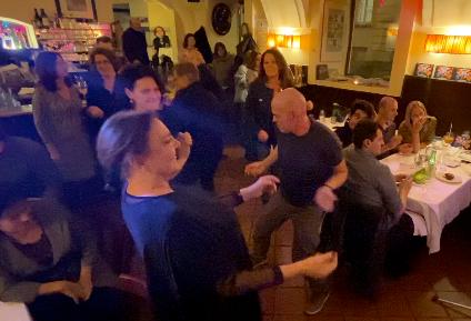 SoulFood Night im  AMACORD CAFÉ RESTAURANT WIEN4