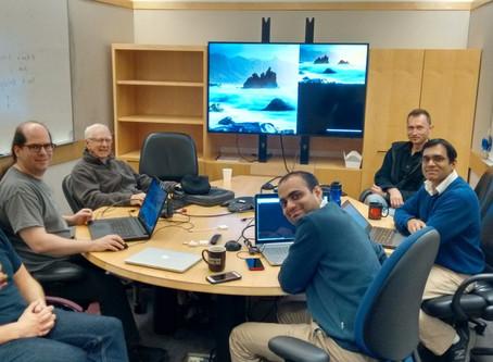Prof. R. Brayton invited Clifford Wolf to U Berkeley to talk about Risc-V Formal Verification