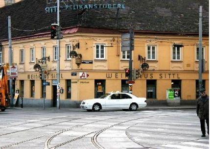 Weinhaus Sittl - ein Wiener Zeitloch